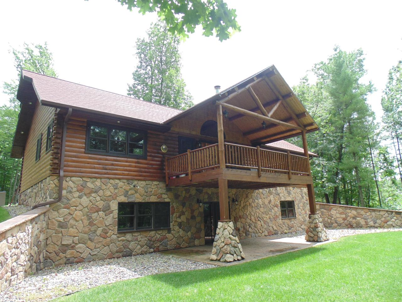 View Single-Family Home For Sale at W7779 Woodhaven Dr, MENOMINEE, MI