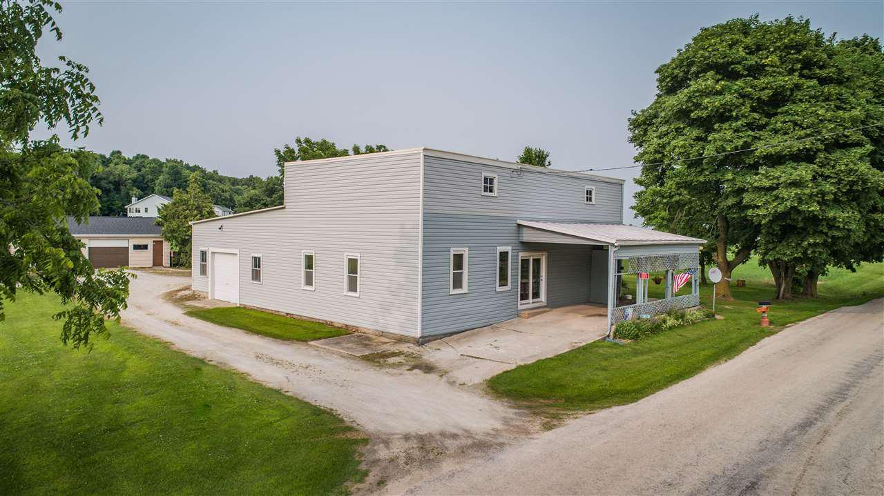 View Single-Family Home For Sale at 3135 MAN-CAL ROAD, Reedsville, WI