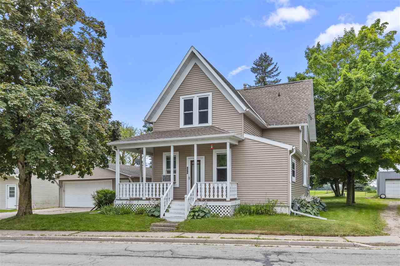 View Single-Family Home For Sale at 8290 HWY W, Greenleaf, WI