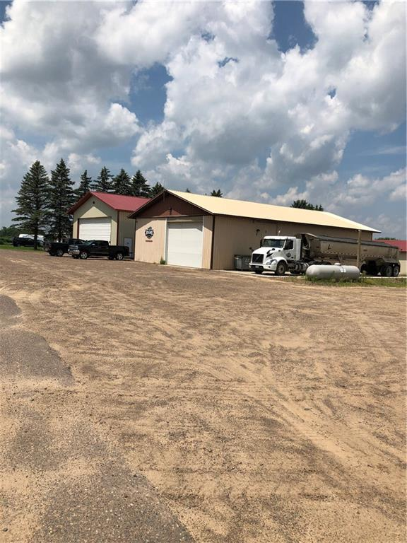 View Commercial For Sale at 210 W Tarr Rd Road, New Auburn, WI