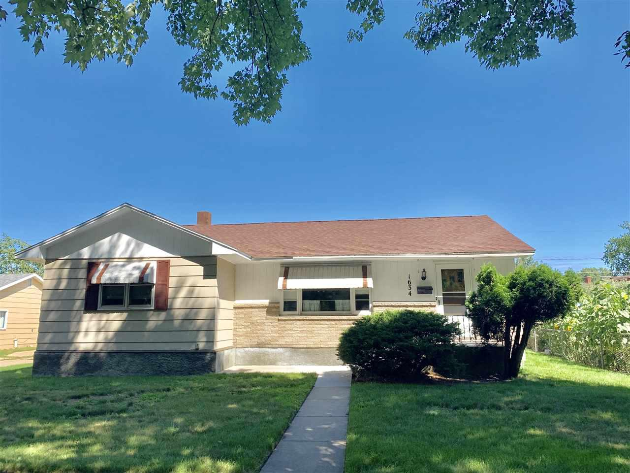 View Single-Family Home For Sale at 1634 OAKES STREET, Marinette, WI