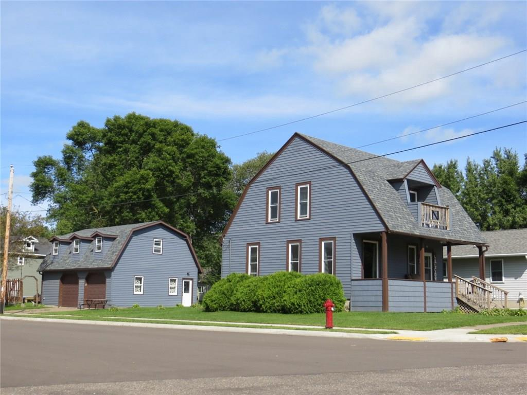 View Single-Family Home For Sale at 201 Lincoln Street, Thorp, WI