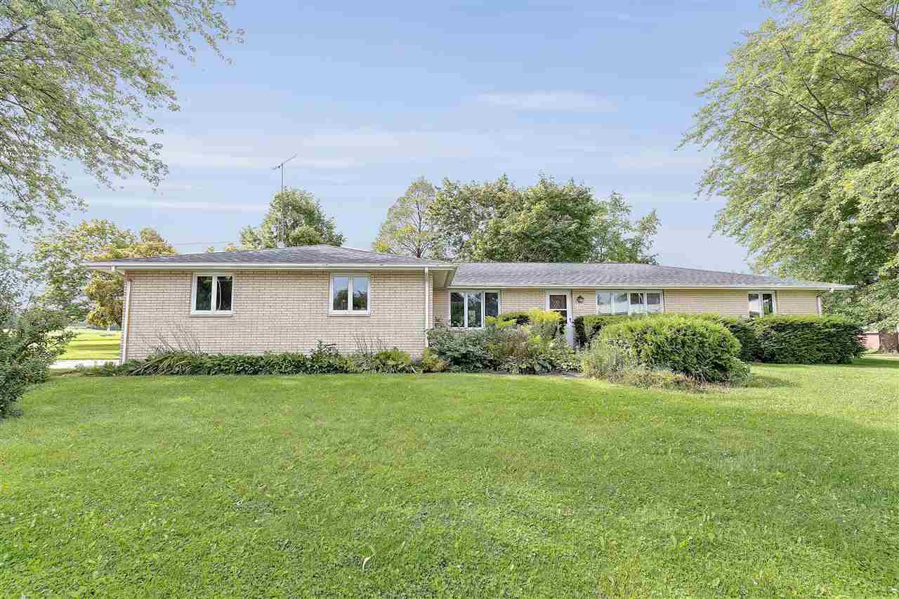 View Single-Family Home For Sale at 1710 DAY STREET, Greenleaf, WI