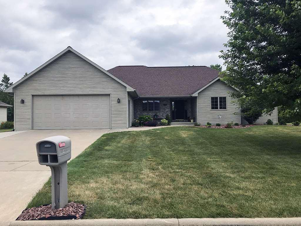 View Single-Family Home For Sale at 888 WHIMBREL WAY, Pulaski, WI