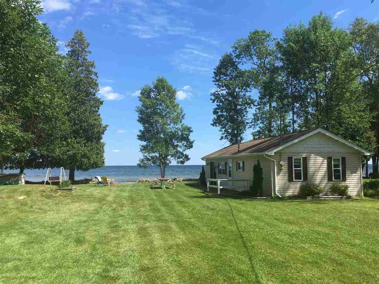 View Single-Family Home For Sale at N9606 #24 LANE, Cedar River, MI