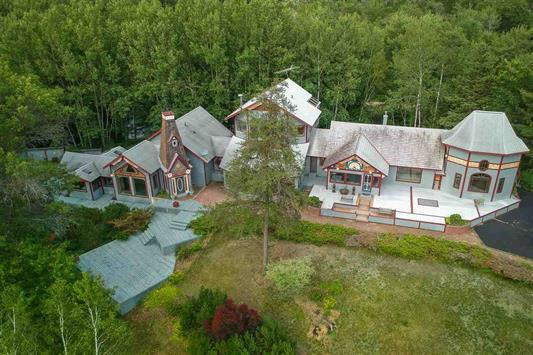 View Single-Family Home For Sale at W9203 Church Rd 19.25, LAKE, MI