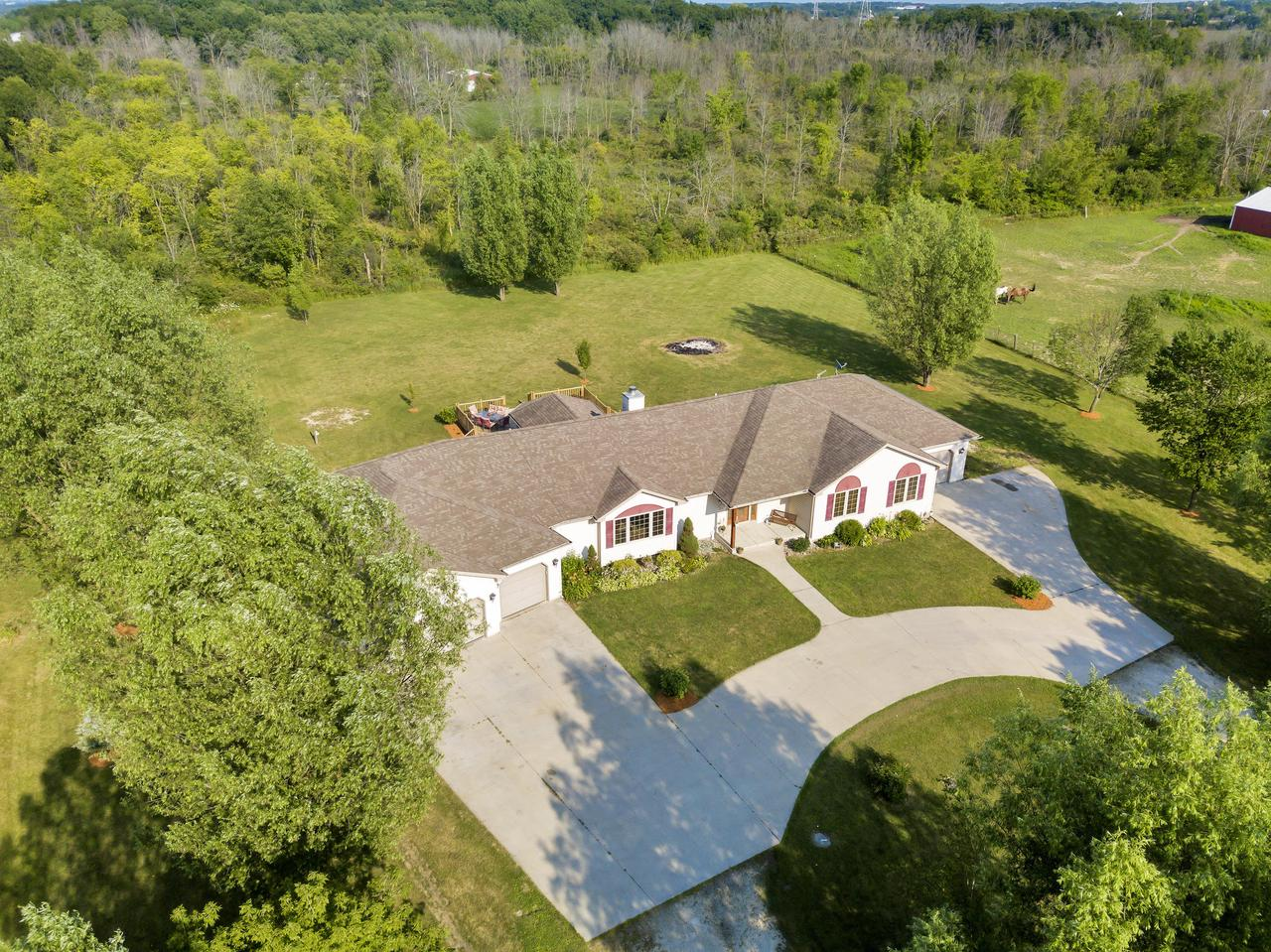 View Single-Family Home For Sale at 194 60th St, Caledonia, WI