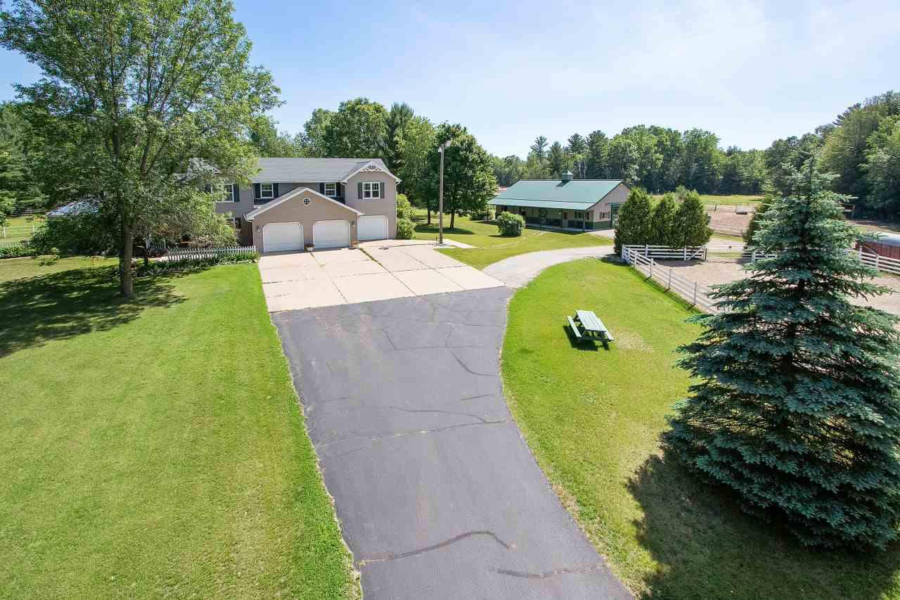 View Single-Family Home For Sale at 1872 SUSIE DRIVE, Suamico, WI