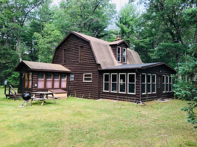 View Single-Family Home For Sale at N13066 Pike River Rd, Wausaukee, WI
