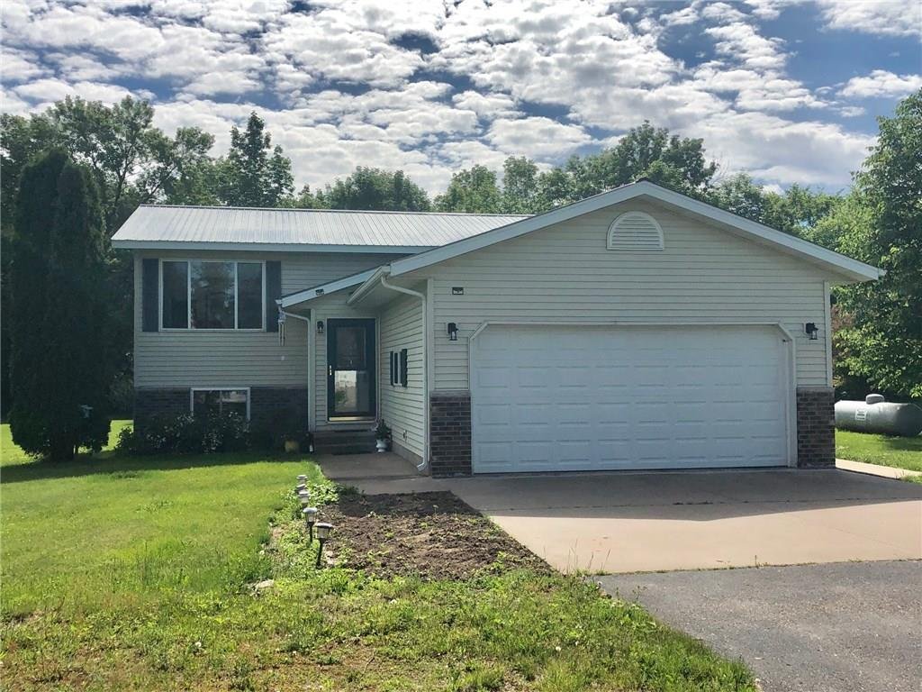 View Single-Family Home For Sale at 8981 253rd Street, Cadott, WI