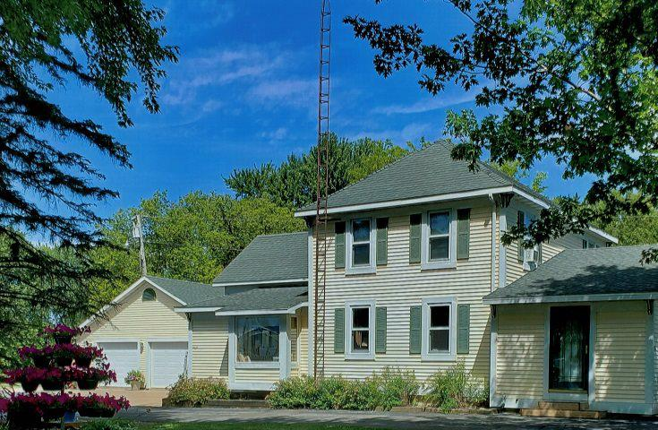 View Single-Family Home For Sale at 7950 COUNTY ROAD H, Marshfield, WI