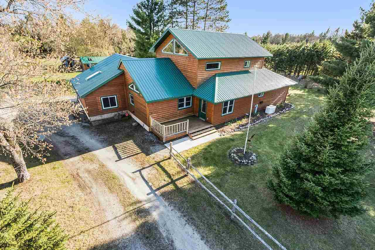 View Single-Family Home For Sale at W6757 PIKE RIVER ROAD, Wausaukee, WI