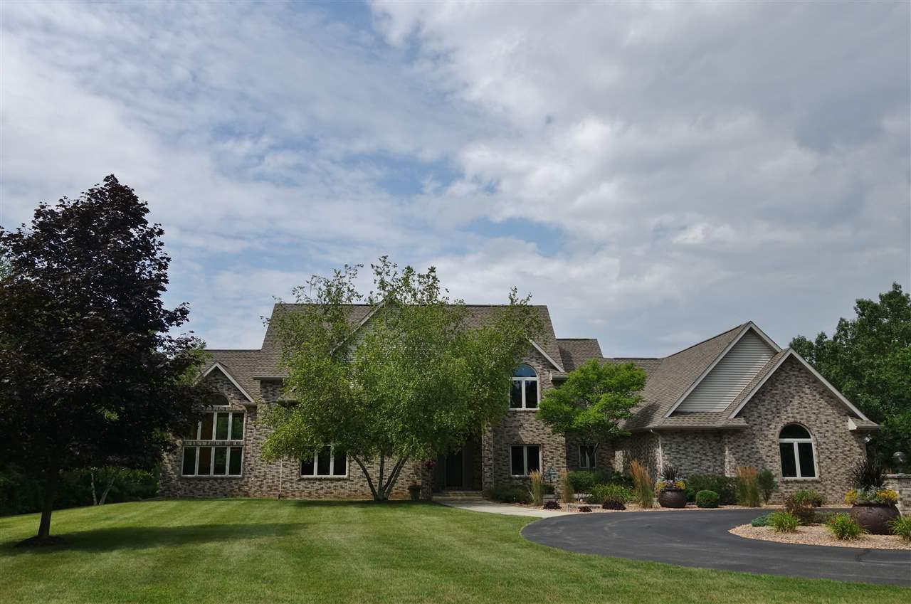 View Single-Family Home For Sale at W4044 PARKVIEW COURT, Fond Du Lac, WI
