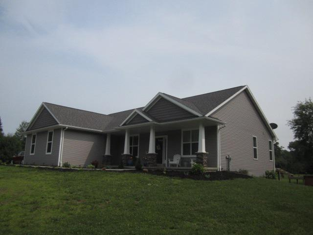View Single-Family Home For Sale at W2371 HWY B, Marinette, WI