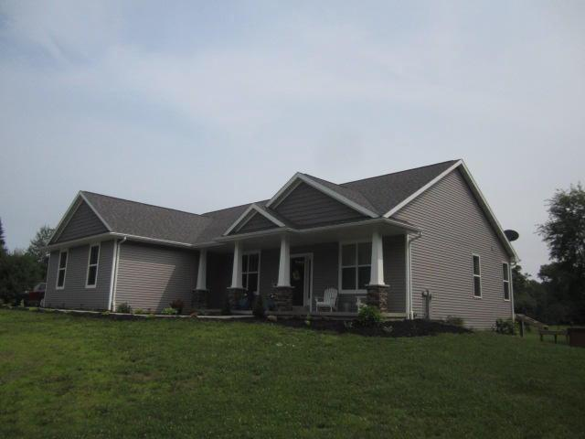 View Single-Family Home For Sale at W2371 County Rd B, Marinette, WI