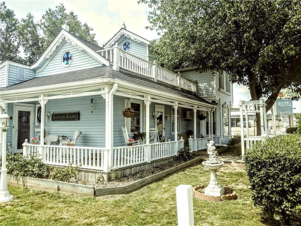 View Single-Family Home For Sale at 100 S Washington Street, Thorp, WI
