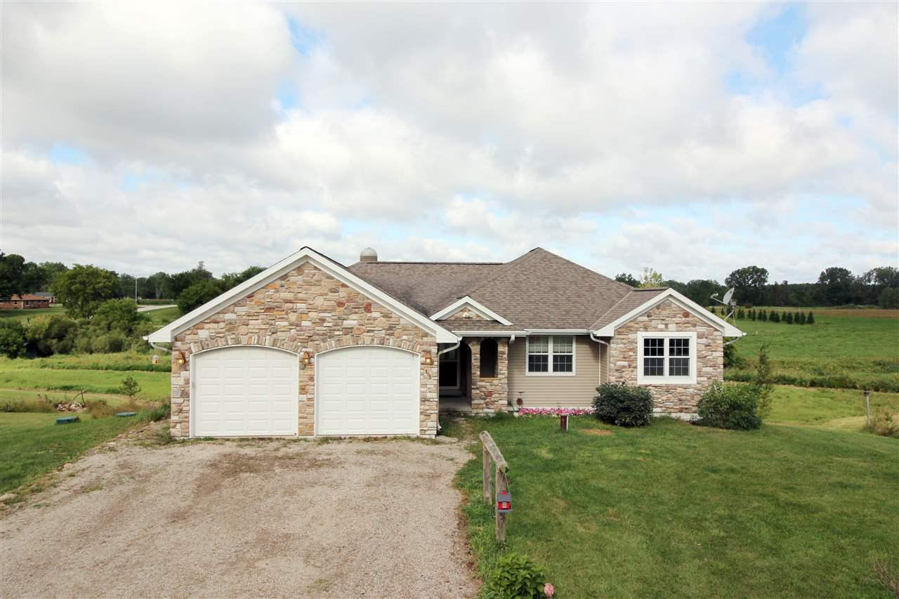 View Single-Family Home For Sale at 515 SCHWARTZ ROAD, Pulaski, WI