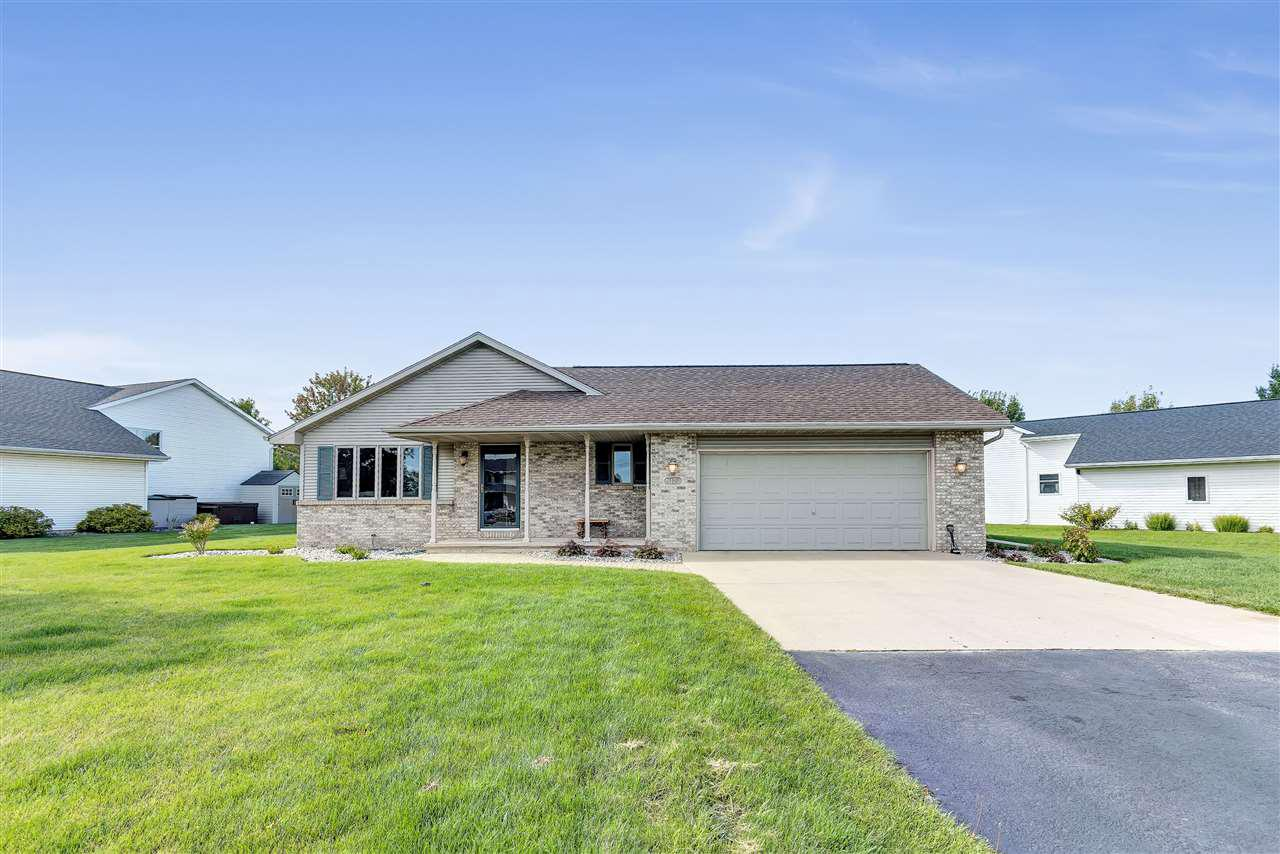 View Single-Family Home For Sale at N177 CROOKED PINE COURT, Appleton, WI