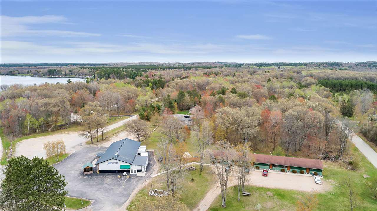 View Commercial For Sale at N11120 NEWTON LAKE ROAD, Athelstane, WI