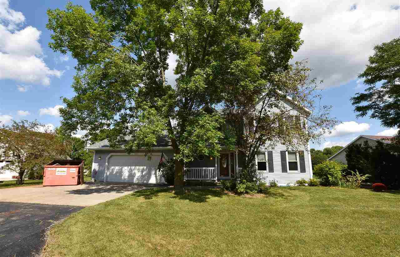 View Single-Family Home For Sale at W2844 TRUMPET LANE, Appleton, WI