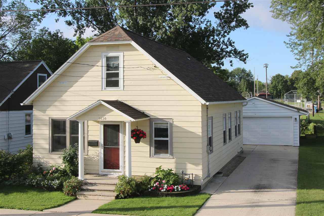 View Single-Family Home For Sale at 1426 CASS STREET, Green Bay, WI