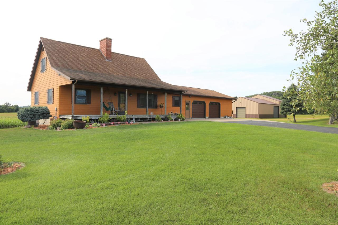 View Single-Family Home For Sale at 19807 Jamboree RD, Sparta, WI