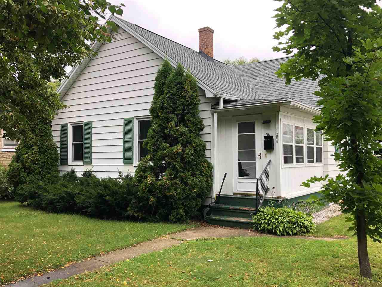 View Single-Family Home For Sale at 1206 PARNELL STREET, Marinette, WI