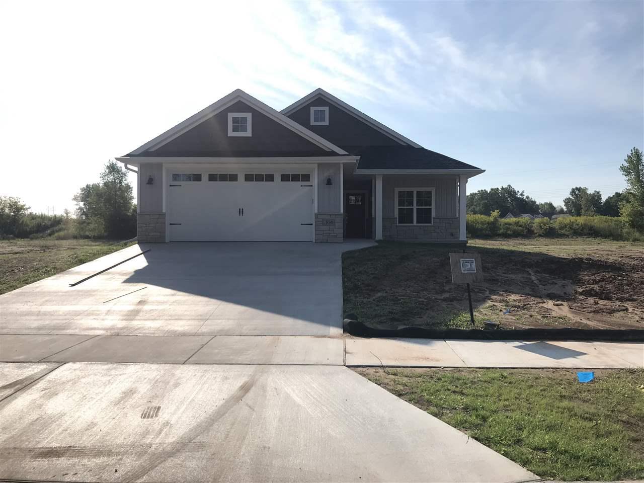 View Single-Family Home For Sale at 368 HIDDEN CREEK TRAIL, Green Bay, WI