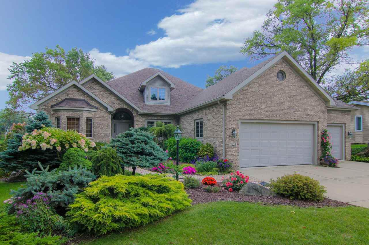 View Single-Family Home For Sale at 7026 Bridgeman Rd, Deforest, WI