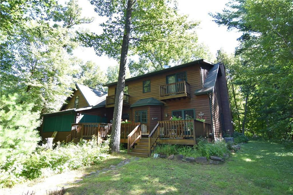 View Single-Family Home For Sale at 28358 116th Street, New Auburn, WI