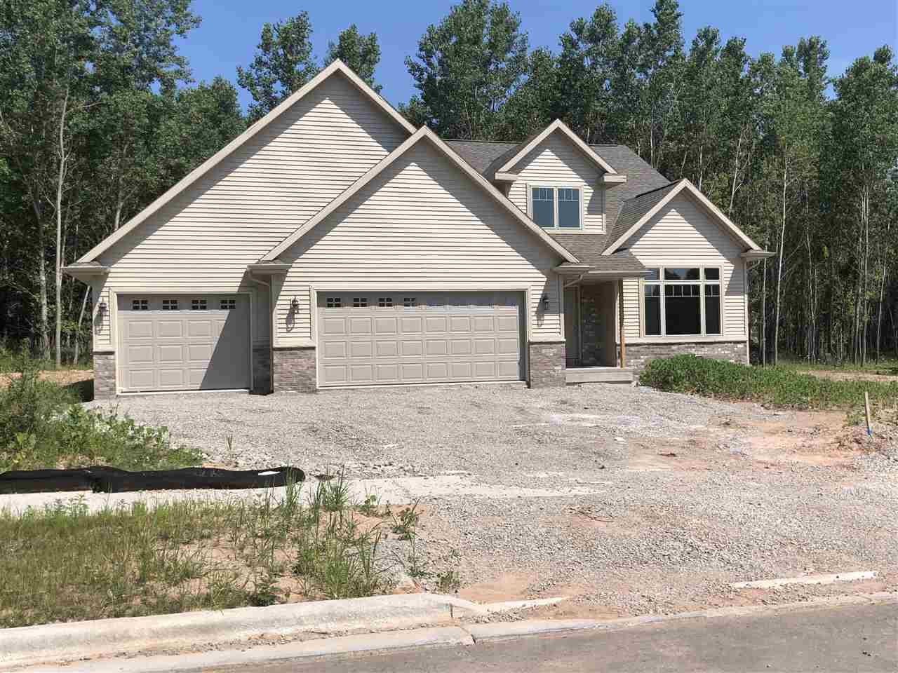 View Single-Family Home For Sale at 1226 VELSEN ROAD, Green Bay, WI