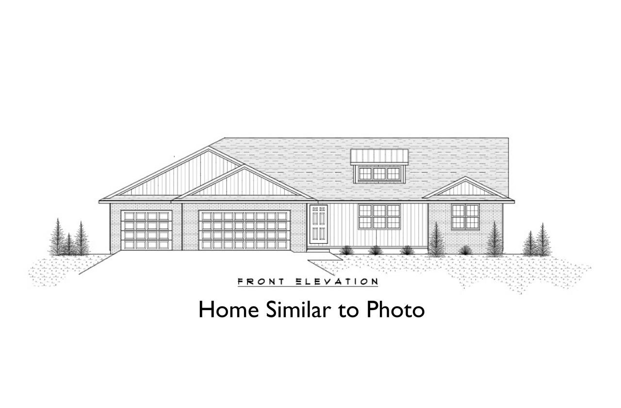 View Single-Family Home For Sale at 1232 CLEMENTINE ROAD, Green Bay, WI