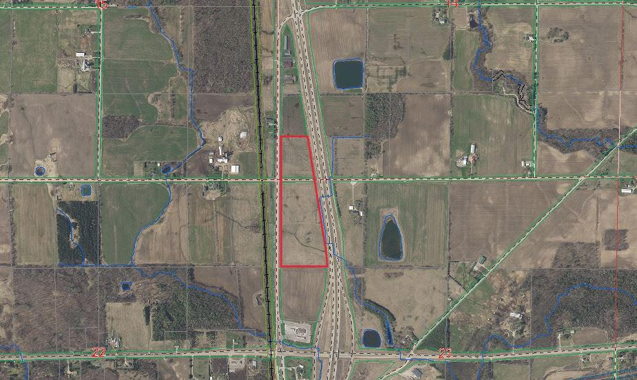 View Vacant Land For Sale at HWY 141, Stiles, WI