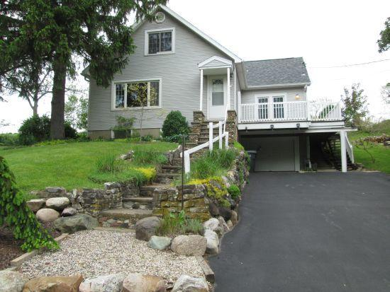 View Single-Family Home For Sale at 11548 Fox River Rd, Twin Lakes, WI