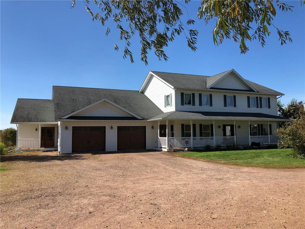 View Single-Family Home For Sale at 16465 Bachelors Avenue, Thorp, WI