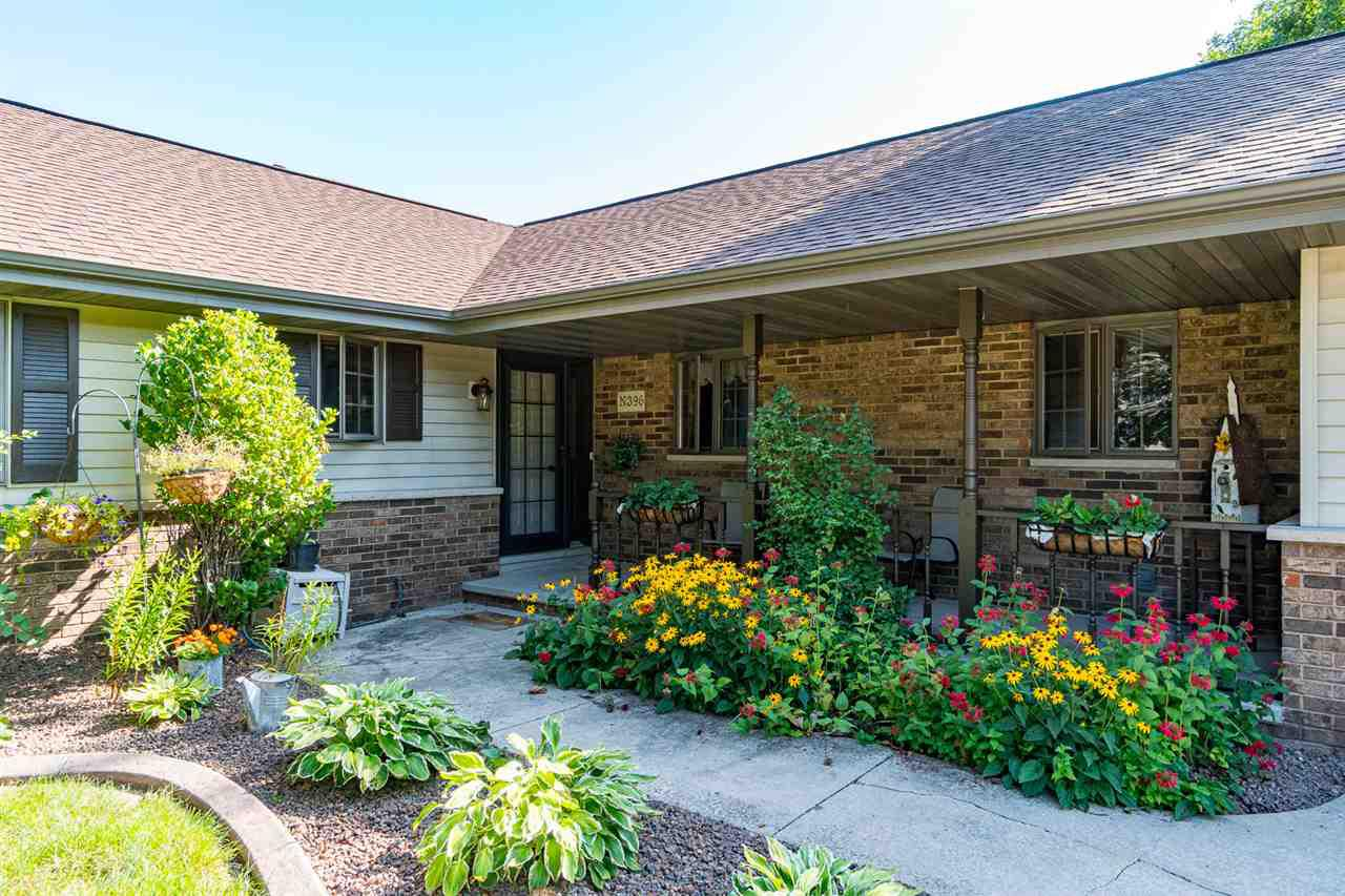 View Single-Family Home For Sale at N396 TAMARACK DRIVE, Appleton, WI