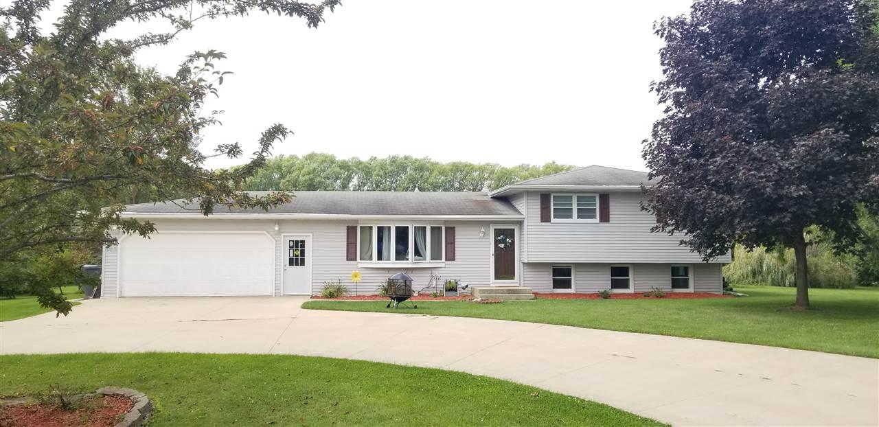 View Single-Family Home For Sale at N2407 BUCHANAN ROAD, Kaukauna, WI