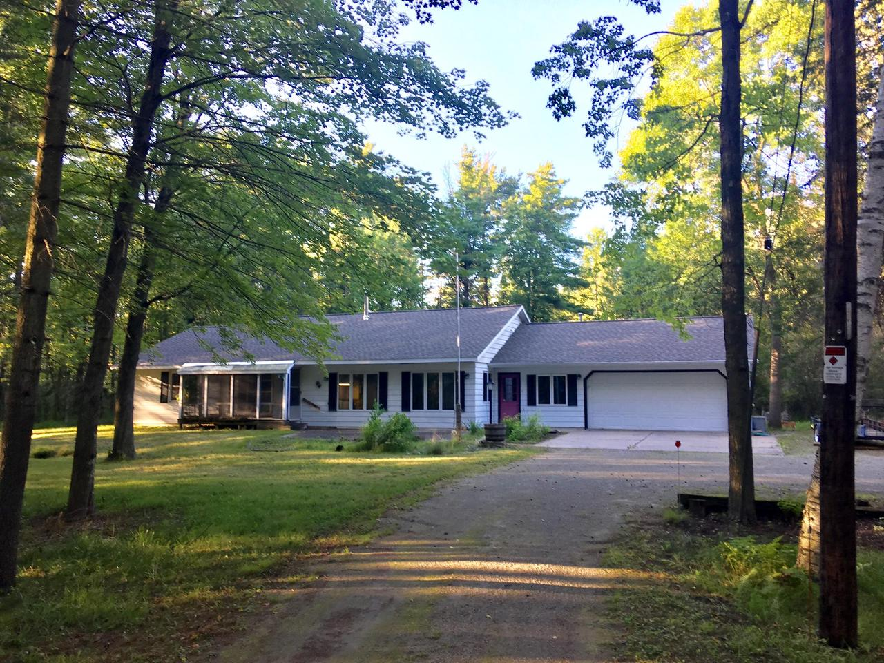 View Single-Family Home For Sale at N256 River Drive, MENOMINEE, MI