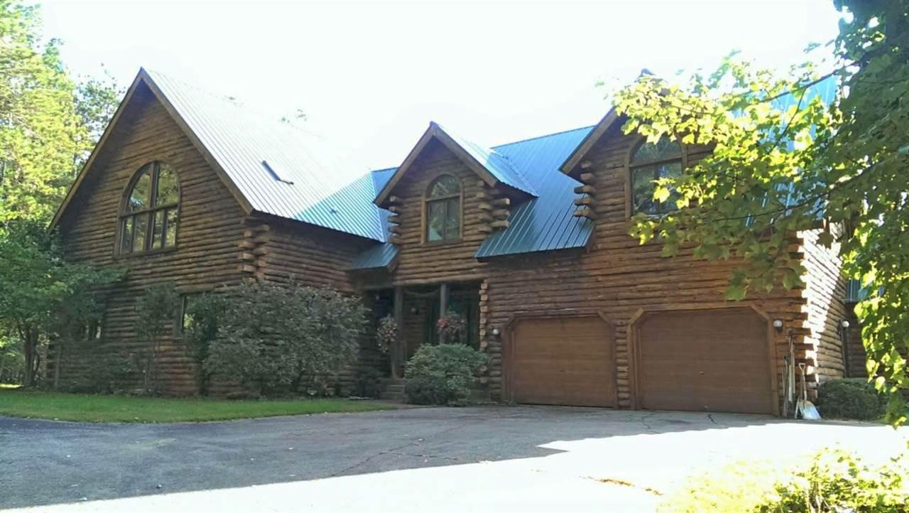 View Single-Family Home For Sale at W6887 TWO MILE ROAD, Porterfield, WI