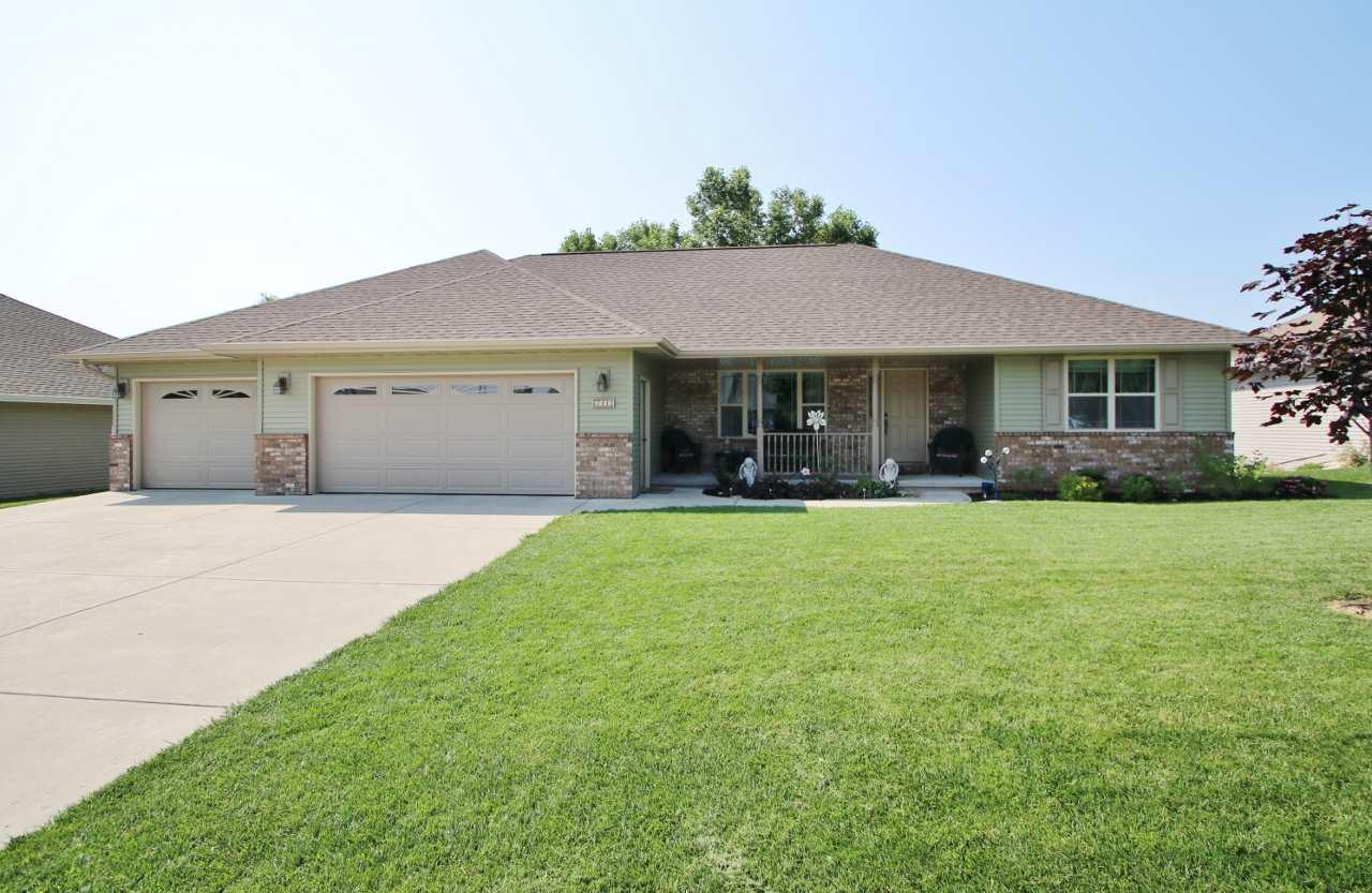 View Single-Family Home For Sale at 711 VANGUARD WAY, Green Bay, WI