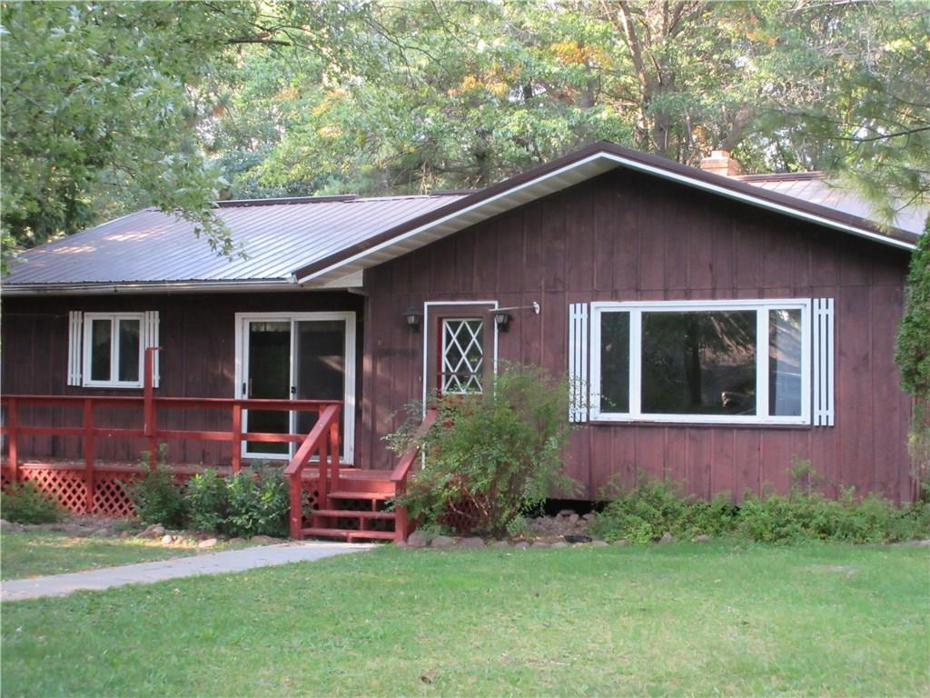 View Single-Family Home For Sale at 2194 Cty Hwy M, New Auburn, WI