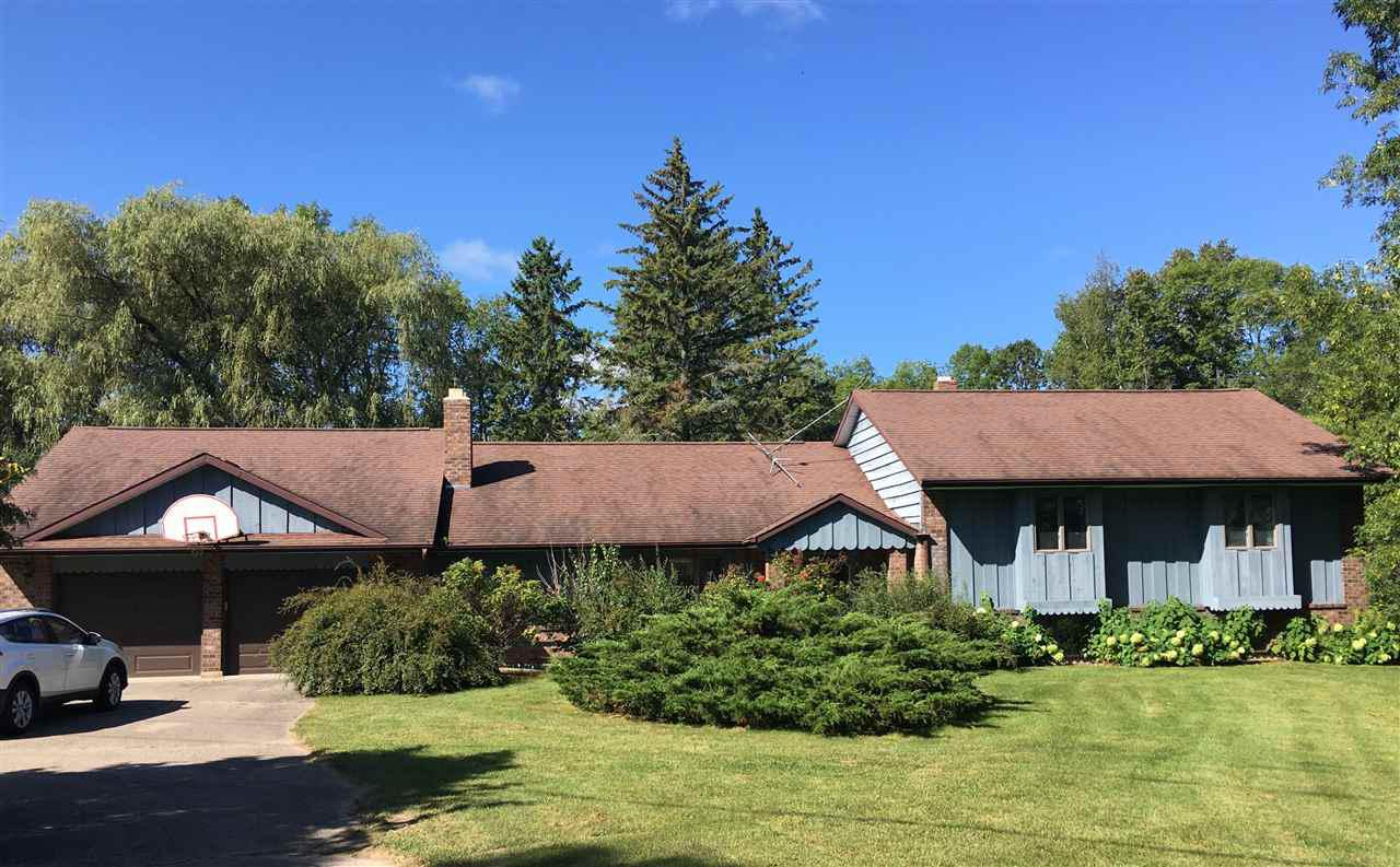 View Single-Family Home For Sale at N2909 NORTH 23RD ROAD, Pound, WI