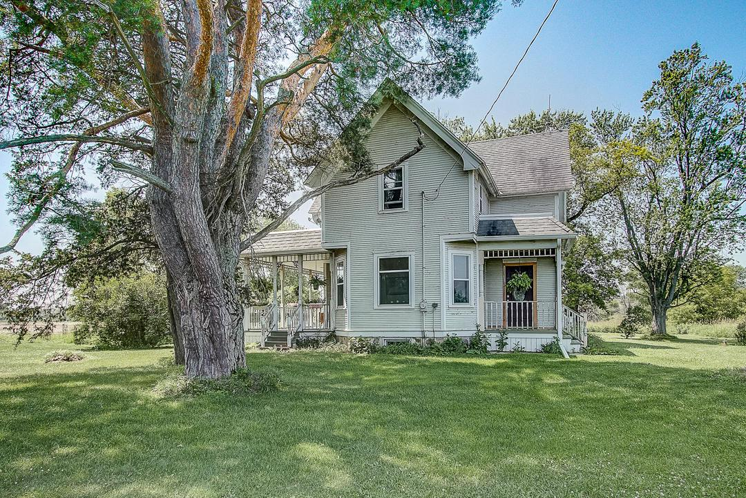 View Single-Family Home For Sale at 8939 County Road XX, West Bend, WI