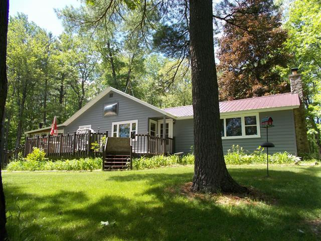View Single-Family Home For Sale at N7764 HWY 180, Porterfield, WI