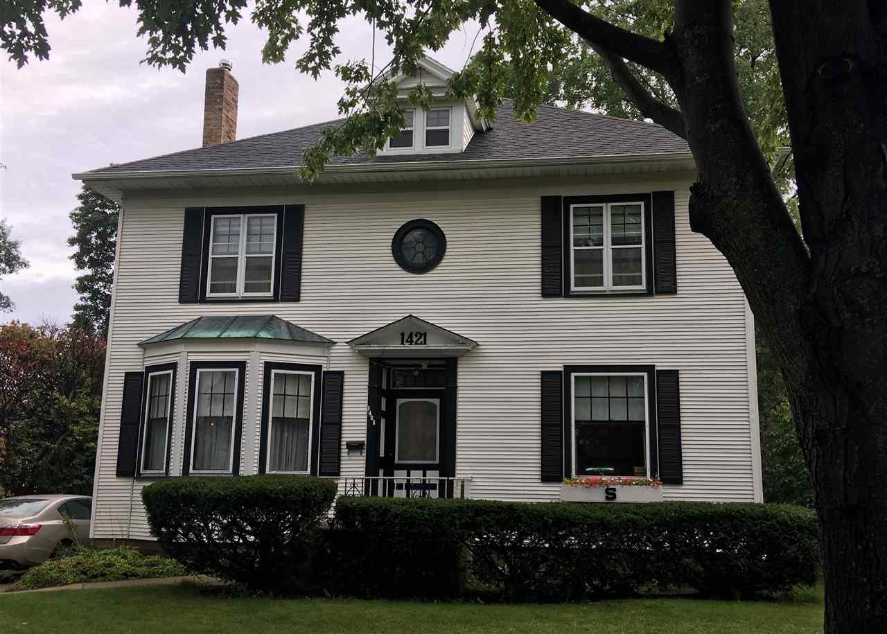 View Single-Family Home For Sale at 1421 GRANT STREET, Marinette, WI