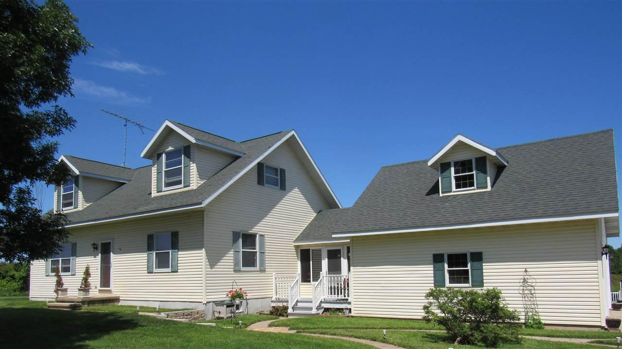 View Single-Family Home For Sale at N650 HWY 49, Berlin, WI