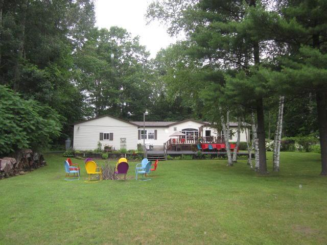 View Single-Family Home For Sale at N8850 South Park Dr, Porterfield, WI