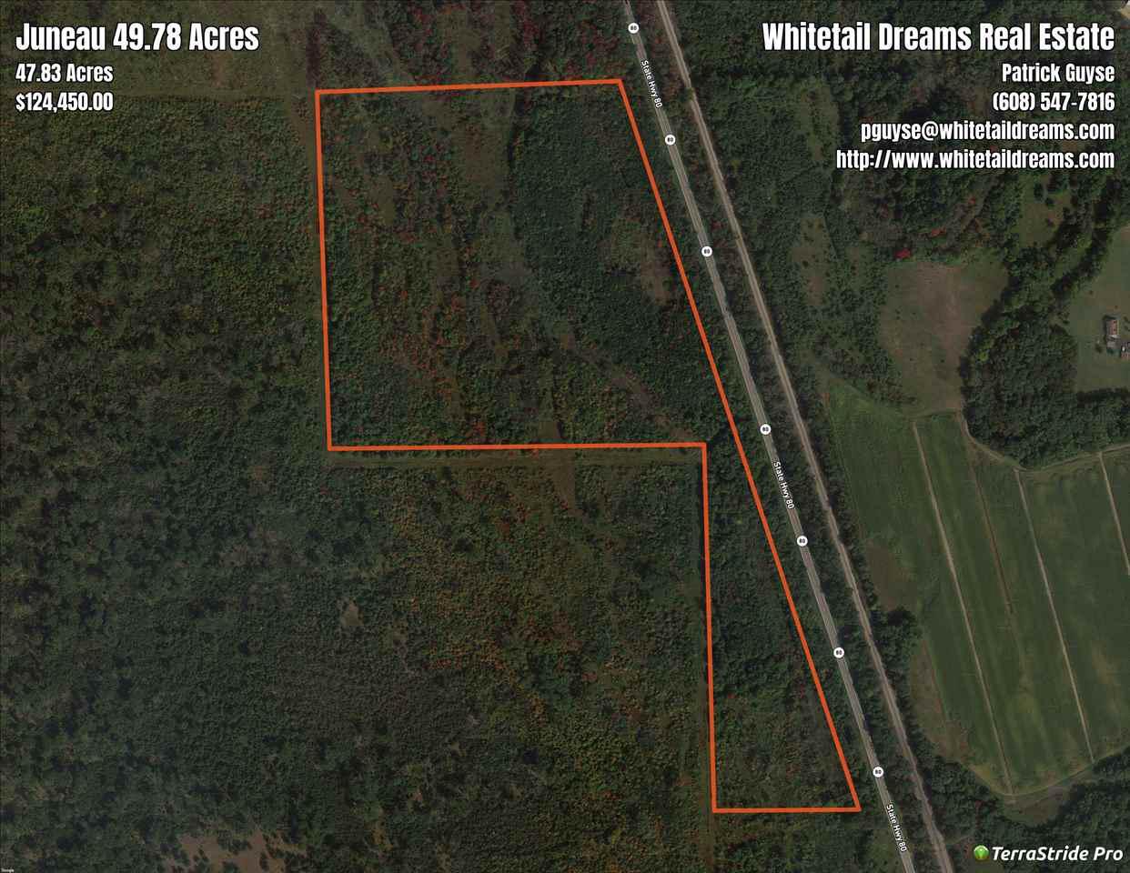49.78 Acres Hwy 80