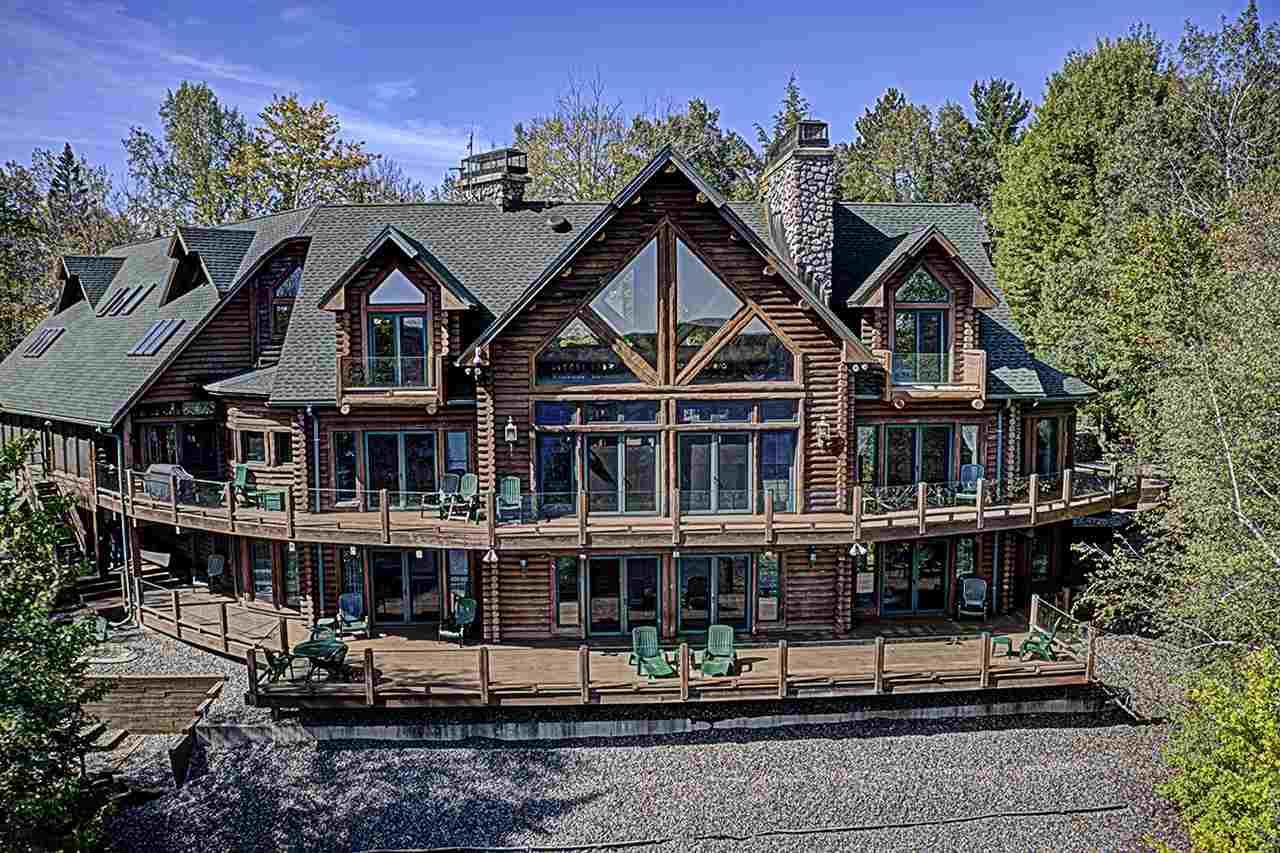 View Single-Family Home For Sale at 2140-2280 Richardson Lake Rd, Wabeno, WI