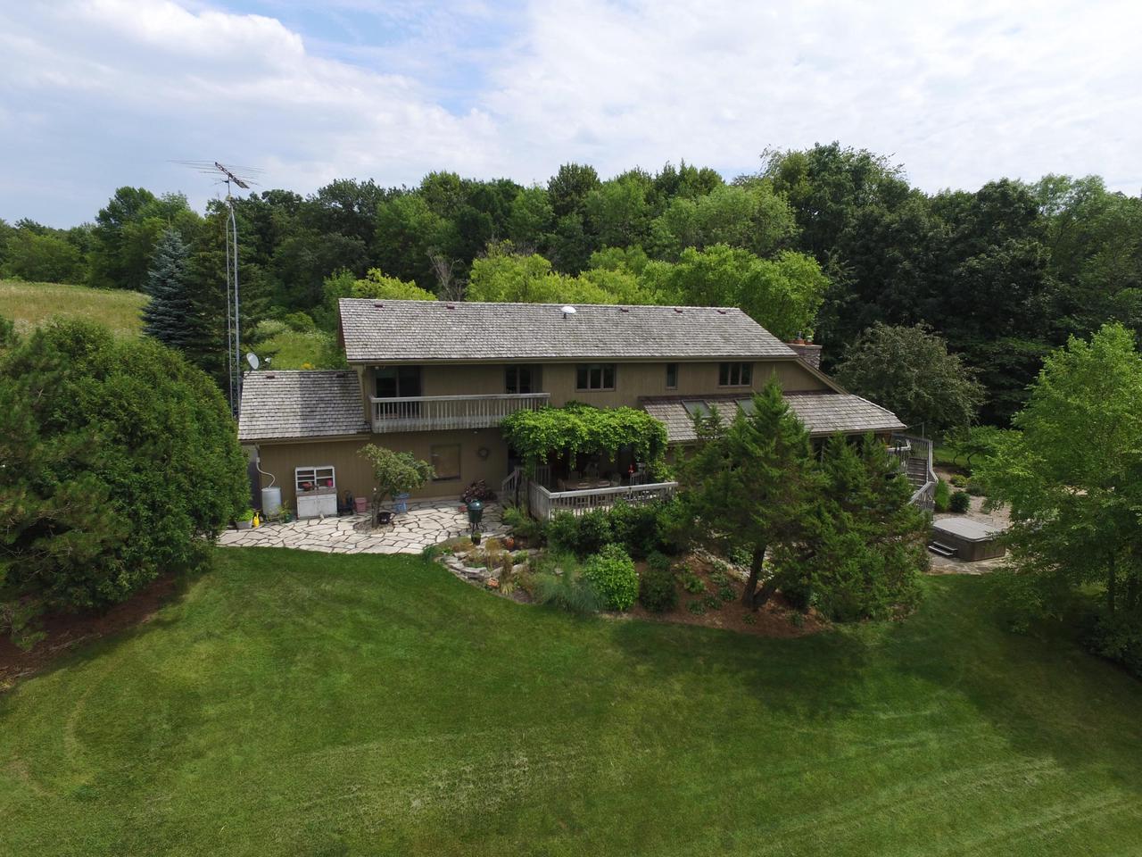 View Single-Family Home For Sale at W4147 Kiekhaefer Pkwy, Fond Du Lac, WI